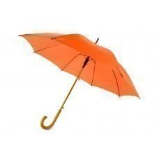 """Зонт-трость """"Радуга"""", оранжевый"""