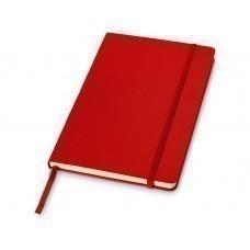 """Блокнот классический офисный """"Juan"""" А5, красный"""