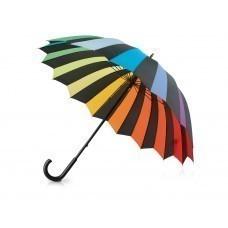 """Зонт-трость """"Радужный спектр"""", разноцветный"""