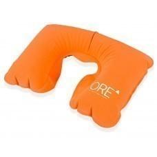 Подушка надувная базовая, оранжевый