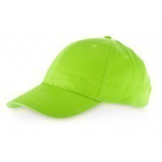 """Бейсболка """"Detroit"""" 6-ти панельная, зеленое яблоко"""