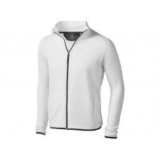 """Куртка флисовая """"Brossard"""" мужская, белый"""