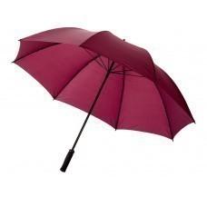 """Зонт трость """"Jacotte"""", механический 30"""", бордовый"""