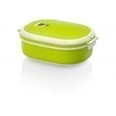 """Контейнер для ланча """"Spiga"""" объем 750 мл, зеленый"""
