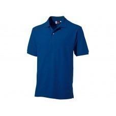 """Рубашка поло """"Boston"""" мужская, классический синий"""