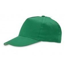 """Бейсболка """"Memphis"""" 5-ти панельная, зеленый"""