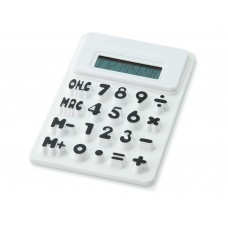 "Калькулятор ""Splitz"", белый"