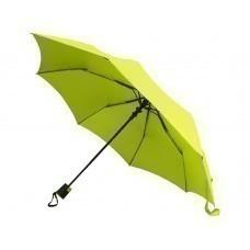 """Зонт складной """"Sir"""", полуавтомат 21"""", зеленое яблоко"""