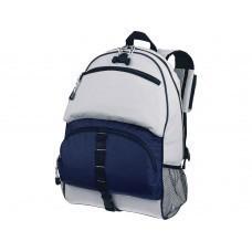 "Рюкзак""Utah"", темно-синий/белый"