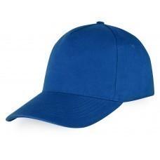 """Бейсболка """"Florida"""" 5-ти панельная, классический синий"""