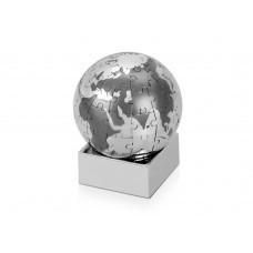 Головоломка «Земной шар», серебристый/серый
