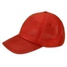 """Бейсболка """"Texas"""" 5-ти панельная, красный"""
