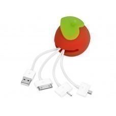 """USB-переходник """"Яблоко"""""""