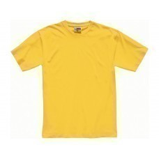 "Футболка ""Heavy Super Club"" мужская, желтый"