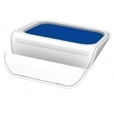 """Подставка настольная """"Standi"""" для ручек и мобильных устройств, синий"""