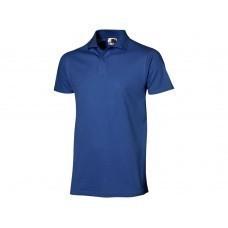 """Рубашка поло """"First C"""" мужская, кл. синий"""