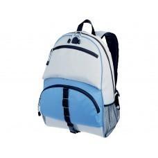 """Рюкзак""""Utah"""", голубой/белый"""