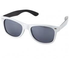 """Очки солнцезащитные """"Crockett"""", белый/черный"""