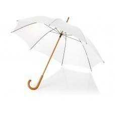 """Зонт-трость Jova 23"""" классический, белый"""