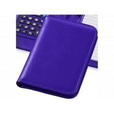 """Блокнот А6 """"Smarti"""" с калькулятором, пурпурный"""