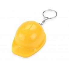 """Брелок-открывалка """"Каска"""", желтый"""