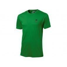 """Футболка """"Super club"""" мужская, зеленый"""