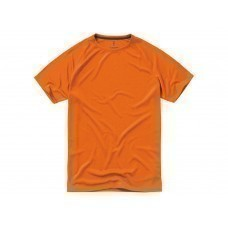 "Футболка ""Niagara"" мужская, оранжевый"