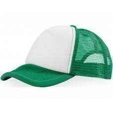"""Бейсболка """"Trucker"""", зеленый"""