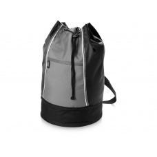 """Сумка-мешок """"Brisbane"""", черный/серый"""