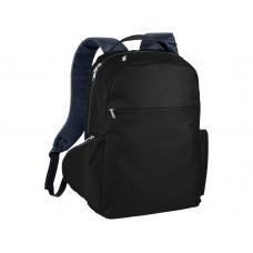 """Компактный рюкзак для ноутбука 15,6"""", черный"""