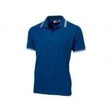 """Рубашка поло """"Erie"""" мужская, классический синий"""