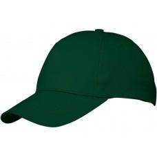 """Бейсболка """"Memphis C"""" 5-ти панельная, темно-зеленый"""