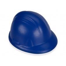 Антистресс «Каска», синий