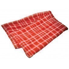 Плед в чехле «Эдинбург», красный