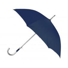 Зонт-трость полуавтоматический с алюминиевой ручкой
