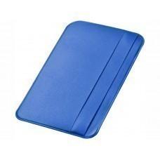 """Бумажник для карт """"I.D. Please"""", ярко-синий"""