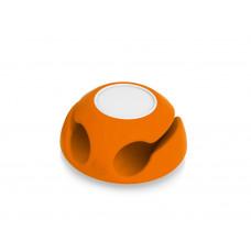 """Подставка для кабеля """"Clippi"""", оранжевый"""