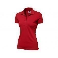 """Рубашка поло """"First C"""" женская, красный"""