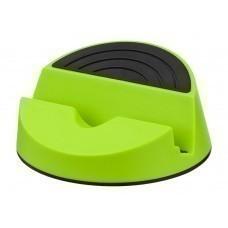 """Подставка """"Orso"""" для медиа устройств, зеленый"""