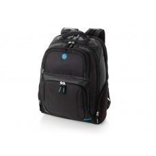 """Рюкзак с отделением для ноутбука 15,4"""", черный/синий"""