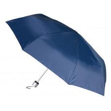 """Зонт складной механический """"Сан-Леоне"""", синий"""