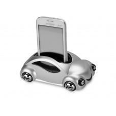 USB Hub на 4 порта «Автомобиль» с функцией подставки под мобильный телефон, а также зарядного устройства для моделей с разъемом мини-USB