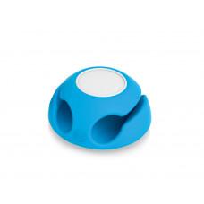 """Подставка для кабеля """"Clippi"""", голубой"""