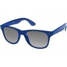 """Очки солнцезащитные """"Sun Ray"""" с прозрачными линзами, ярко-синий"""