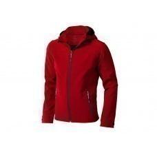 """Куртка софтшел """"Langley"""" мужская, красный"""