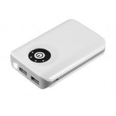 """Портативное зарядное устройство """"PB-6600 Vault"""", белый"""