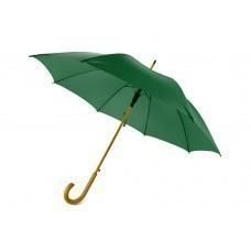 """Зонт-трость """"Радуга"""", зеленый"""