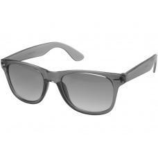 """Очки солнцезащитные """"Sun Ray"""" с прозрачными линзами, черный"""