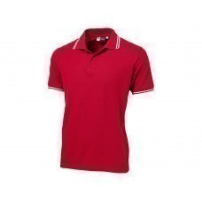 """Рубашка поло """"Erie"""" мужская, красный"""