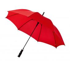 """Зонт Barry 23"""" полуавтоматический, красный"""